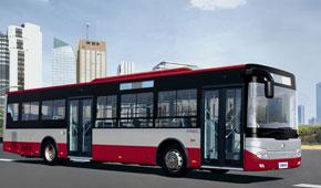 BRT公交车